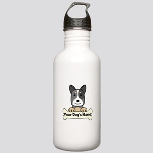 Personalized Cattle Do Stainless Water Bottle 1.0L