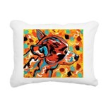 Chihuahua Rectangular Canvas Pillow