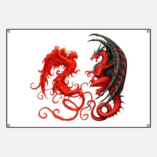 Can The Dragon Beat The Phoeni Banner