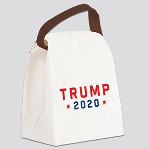 Trump 2020 Canvas Lunch Bag