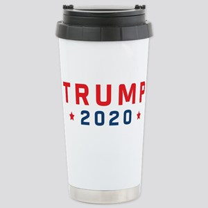 Trump 2020 Stainless Steel Travel Mug
