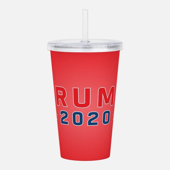 Trump 2020 Acrylic Double-wall Tumbler