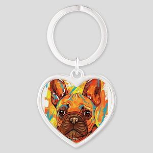 French Bull Dog Keychains