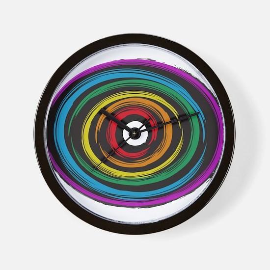 Unique Black holes Wall Clock