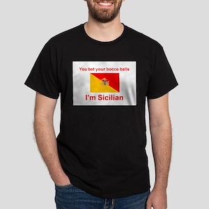 Sicilian Bocce Balls T-Shirt