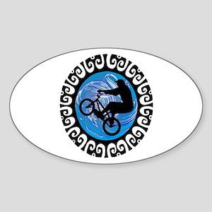 TRICKED Sticker