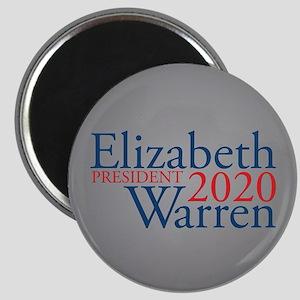 Elizabeth Warren 2020 Magnet