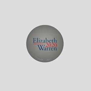 Elizabeth Warren 2020 Mini Button