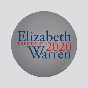 Elizabeth Warren 2020 Button