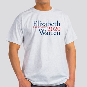 Elizabeth Warren 2020 Light T-Shirt