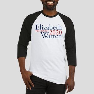 Elizabeth Warren 2020 Baseball Jersey