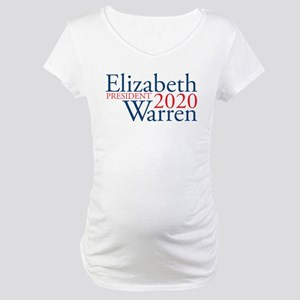 Elizabeth Warren 2020 Maternity T-Shirt