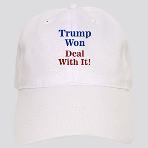 Trump Won Deal With It! Cap