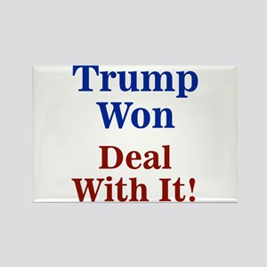 Trump Won Deal With It! Magnets