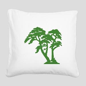 HARMONY Square Canvas Pillow
