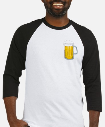 I Make Beer Disappear Baseball Jersey