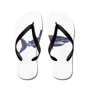 dcd6825301ab South Pacific Flip Flops - CafePress