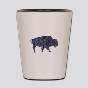 BISON Shot Glass