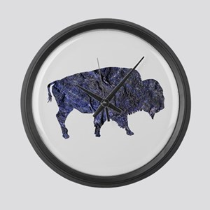 BISON Large Wall Clock