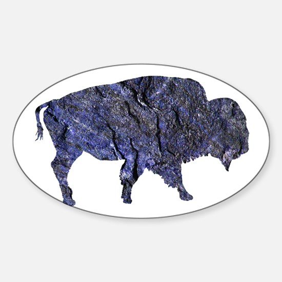 BISON Decal