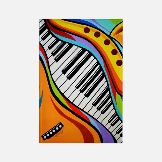 Musical Instruments Magnets
