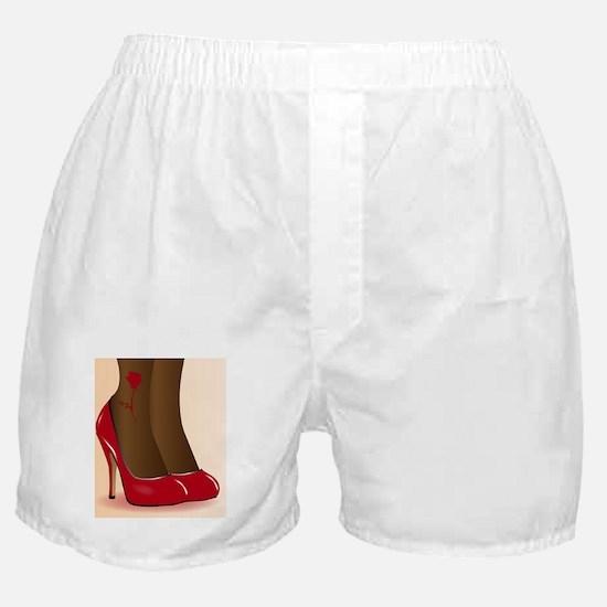Unique Shapely Boxer Shorts