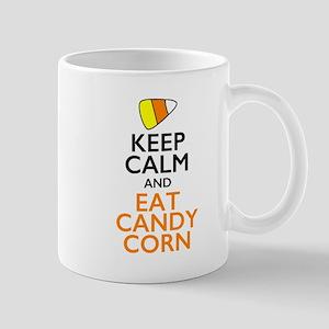Keep Calm and Eat Candy Corn Mugs