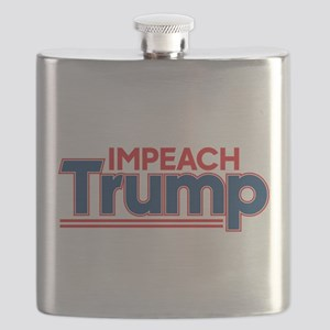 Impeach Trump Flask