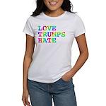 Love Trumps Hate Women's T-Shirt