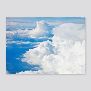 Beautiful Sky 5'x7'Area Rug