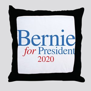 Bernie 2020 Throw Pillow