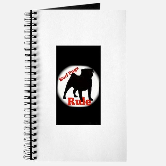 Surf Pugs Rule Journal