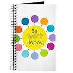 Be Sport Happy Journal