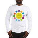 Be Sport Happy Long Sleeve T-Shirt