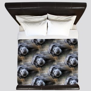 Chimpanzee King Duvet