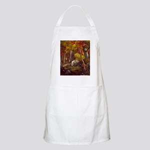 October by William Trost Richards Apron