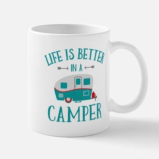 Life's Better Camper Mug