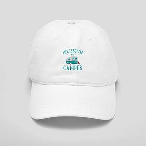 Life's Better Camper Cap
