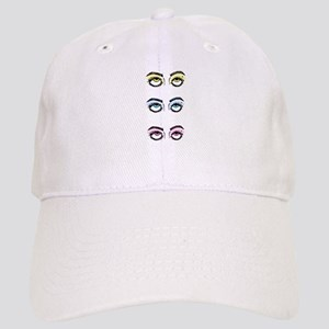 Eye Roll (Multi-colored) Baseball Cap