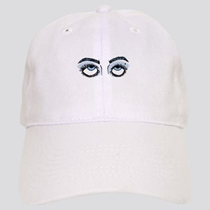 Eye Roll (Blue) Baseball Cap