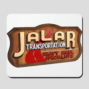 Jalar Transportation Mousepad