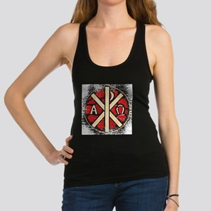 Alpha Omega Stained Glass Tank Top