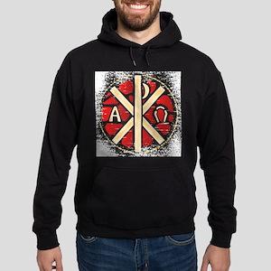 Alpha Omega Stained Glas Sweatshirt