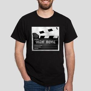 Silent Movie Clapperboard T-Shirt