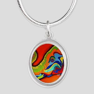 Colorful Elephant Necklaces