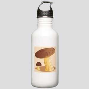 Mushrooms Stainless Water Bottle 1.0L