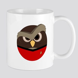 Redshirt Owl Mugs
