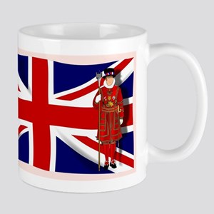 London England Mugs