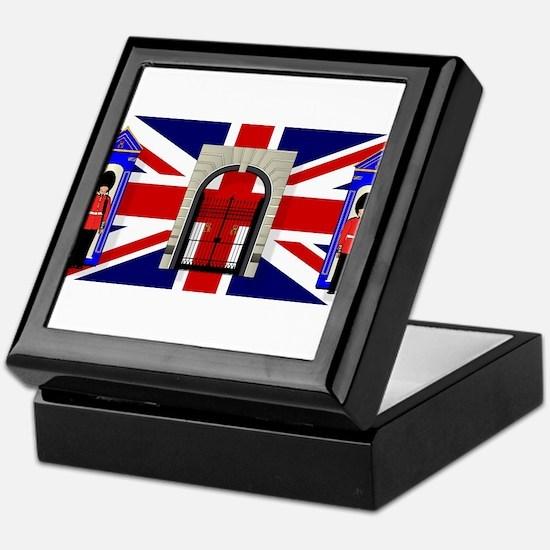 London Icons Keepsake Box