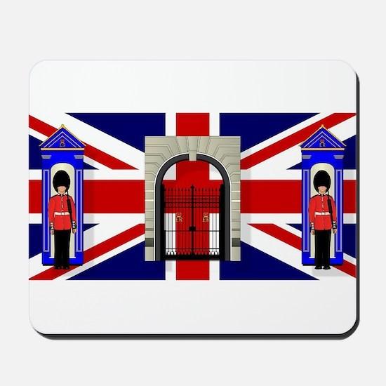 London Icons Mousepad